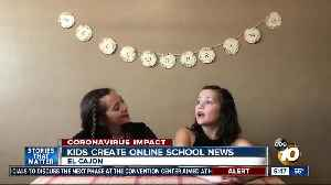 Kids create East County Kids News during quarantine [Video]