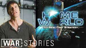 How Homeworld Almost Got Lost in 3D Space [Video]