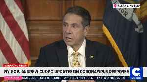 New York Coronavirus Deaths Jump [Video]