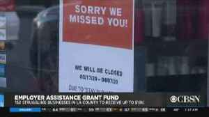 LA County To Give Out $500K In Grants To Small Businesses [Video]