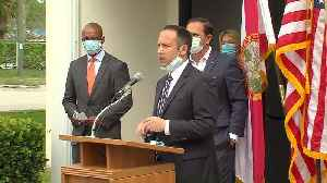 FULL NEWS CONFERENCE: Palm Beach County leaders talk about 'flattening the curve' [Video]