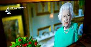 This Is a Symbolic Reason Why Queen Elizabeth II Was Dressed in Green for Her Speech [Video]