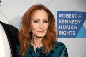 "J.K. Rowling has had ""symptoms"" of coronavirus. [Video]"