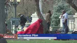 Mayor Hancock Announces Plan To Help With The Homeless Population During The Coronavirus Outbreak [Video]