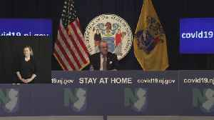 New Jersey Officials Give Update On Coronavirus Response Across State [Video]