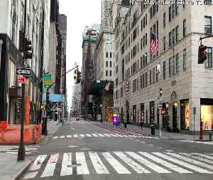 NYC Empty During Covid-19 [Video]