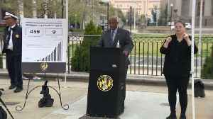 Baltimore Mayor Jack Young Provides Update On City's Coronavirus Response [Video]