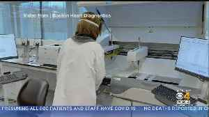 Woburn Lab Will Soon Begin Testing For Coronavirus Antibodies [Video]