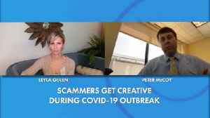 Scammers during COVID [Video]