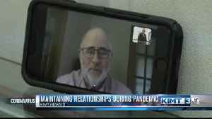 Keeping relationships health during a pandemic [Video]