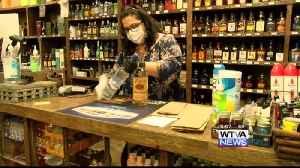 Liquor store sales since the Coronavirus outbreak [Video]