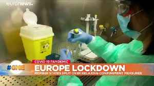 Coronavirus LIVE: France deaths top 10,000, while Johnson has second night in intensive care [Video]