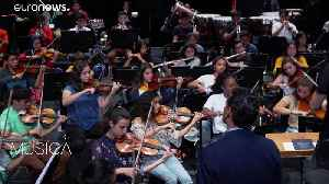 Time with the best: Vienna Philharmonic's mastery passed to Peruvian protégés [Video]