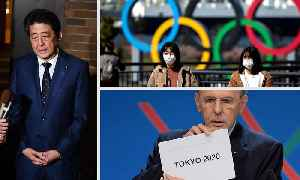 Tokyo 2020: how coronavirus forced an Olympic postponement – video timeline [Video]