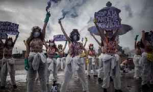 'We are power': the world marks International Women's Day - video report [Video]