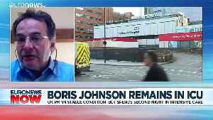 Coronavirus: How will the UK government function in Boris Johnson's absence? [Video]