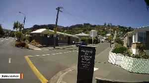 New Zealand Street Reclaims Title For World's Steepest Street [Video]