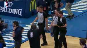 NBA suspends season after player tests positive for coronavirus [Video]