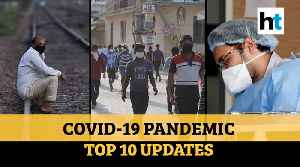 Covid-19 | India exporting medicines; WHO says masks not enough: Top updates [Video]