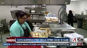 KCPS awaits employee's COVID-19 test result before resuming meal distribution [Video]