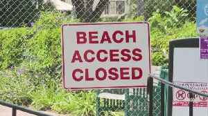 Marco Island is about to reopen its beaches as COVID-19 case in Collier County grow [Video]