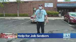 Coronavirus Unemployment: State Provides Help For Job Seekers [Video]