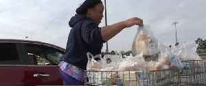 Las Vegas food distribution site to reopen [Video]