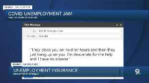 COVID-19: Benefits expanded but applications jammed [Video]