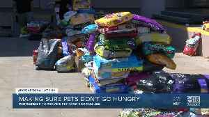 MCACC working to make sure pets in the Valley get adequate food [Video]