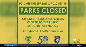 Coronavirus Update: NJ Governor Shuts Down County, State Parks Over Social Distancing Concerns [Video]