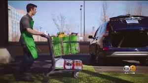 Grocery Delivery Services Overwhelmed As More Residents Try To Avoid Shopping [Video]