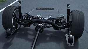Audi A3 Sportback - adaptive suspension and quattro drive Animation [Video]