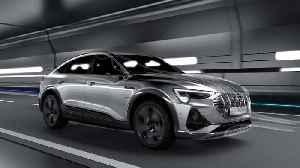 Audi e-tron Sportback - Aerodynamic [Video]