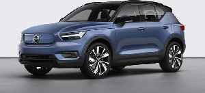 Presentation of the New Volvo XC40 Recharge Design [Video]