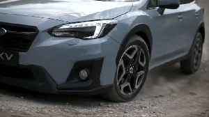Subaru Symmetrical All-Wheel Drive [Video]