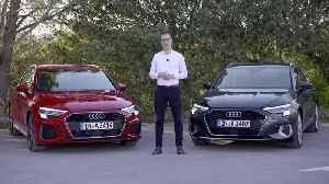 The new Audi A3 Sportback - Lighting Technology by Nikolai Senst [Video]