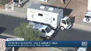 El Mirage Police Department involved in deadly shooting [Video]
