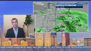 WBZ Morning Forecast For April 8 [Video]