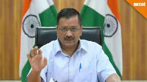 Strategy for 30,000 people Kejriwal's 5 T plan for Delhi against COVID-19 [Video]