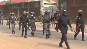 Protesters destroy Ivory Coast coronavirus testing centre