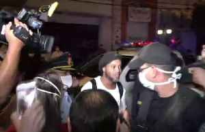Paraguay court releases Ronaldinho into house arrest in Asuncion hotel