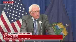 Special Report: Sen. Bernie Sanders Suspends Presidential Campaign [Video]