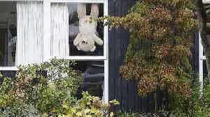 Brussels bear hunt as parents bid to amuse children during lockdown [Video]
