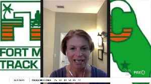 Fort Myers Track Club goes virtual for local businesses [Video]