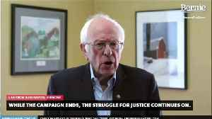 Sanders ending campaign, clearing way for Biden to clinch Democratic nomination [Video]