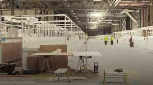 Birmingham's new Nightingale Hospital to open in two days [Video]