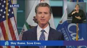 Raw Video: Gov. Gavin Newsom Announces New PPE Procurement Procedures [Video]