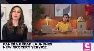 Panera Bread Launches New Grocery Service [Video]