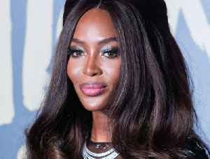 Naomi Campbell self-quarantining in Elizabeth Taylor's old clothes [Video]