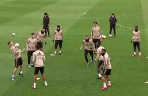 Real Madrid players agree to 10-20 percent wage cut [Video]